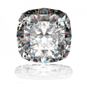 Cushion Cut Gemstone