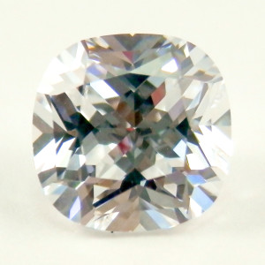 Cushion Cut My Russian Diamond Simulant