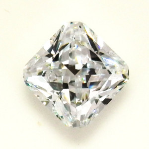 Square Radiant Cut My Russian Diamond SImulant Loose Stone