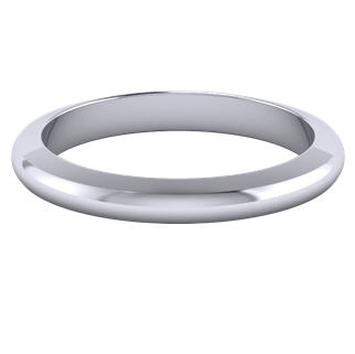 Tiffany Knife Edge Tiffany Inspired Wedding Band Horizonal