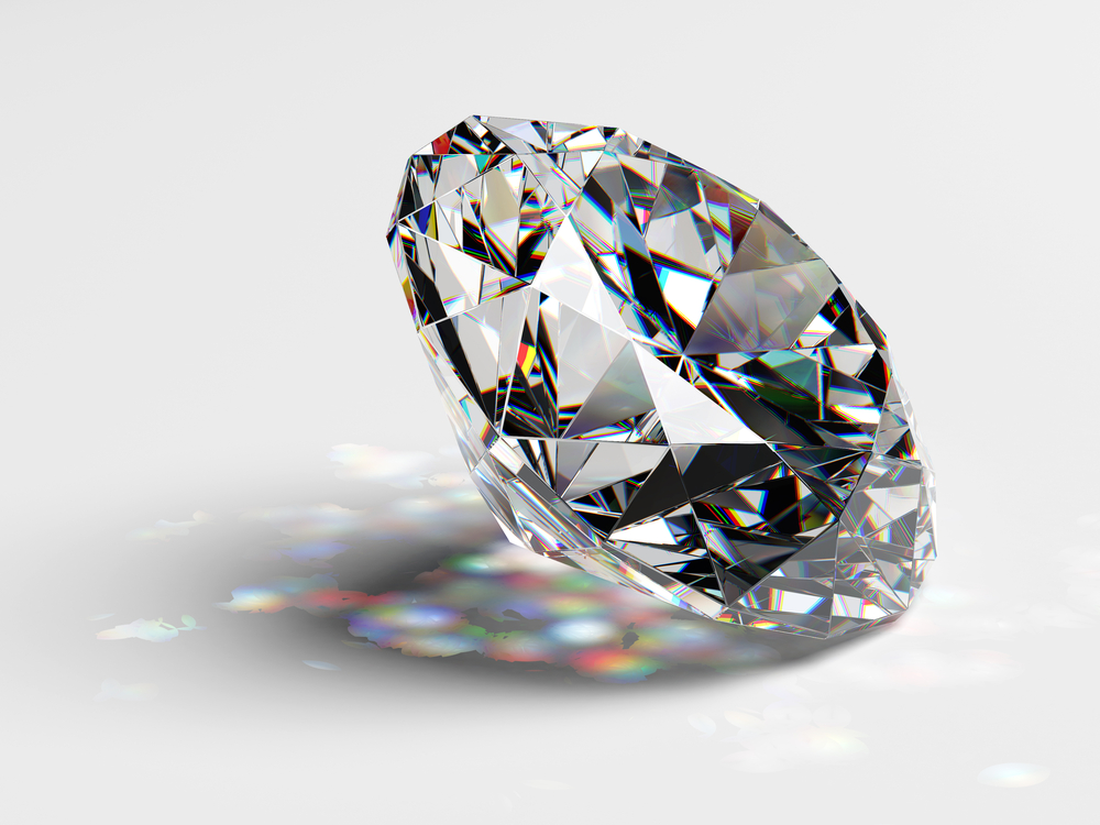 My Russian Diamond Simulated Diamond